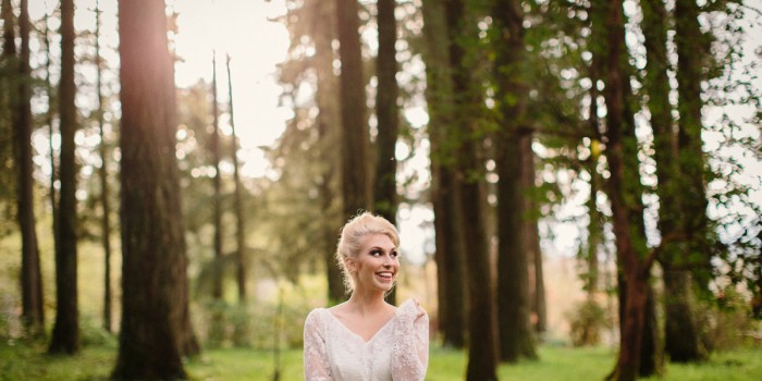 Romantic Wedding Inspiration at Jenkins Estate