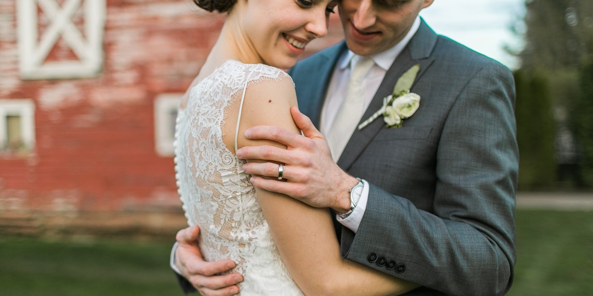 Brynn & Jeff - Langdon Farms Portland Wedding